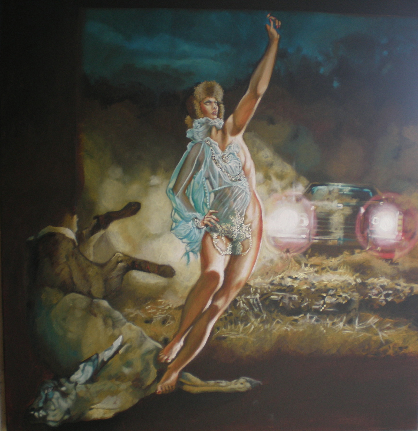 Diana cazadora (2000) - Alejandra Basauri Bustamante