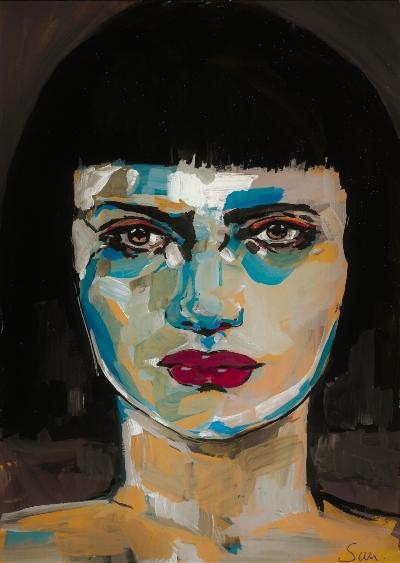 Lluna de sangre (2020) - Sonia Molina García