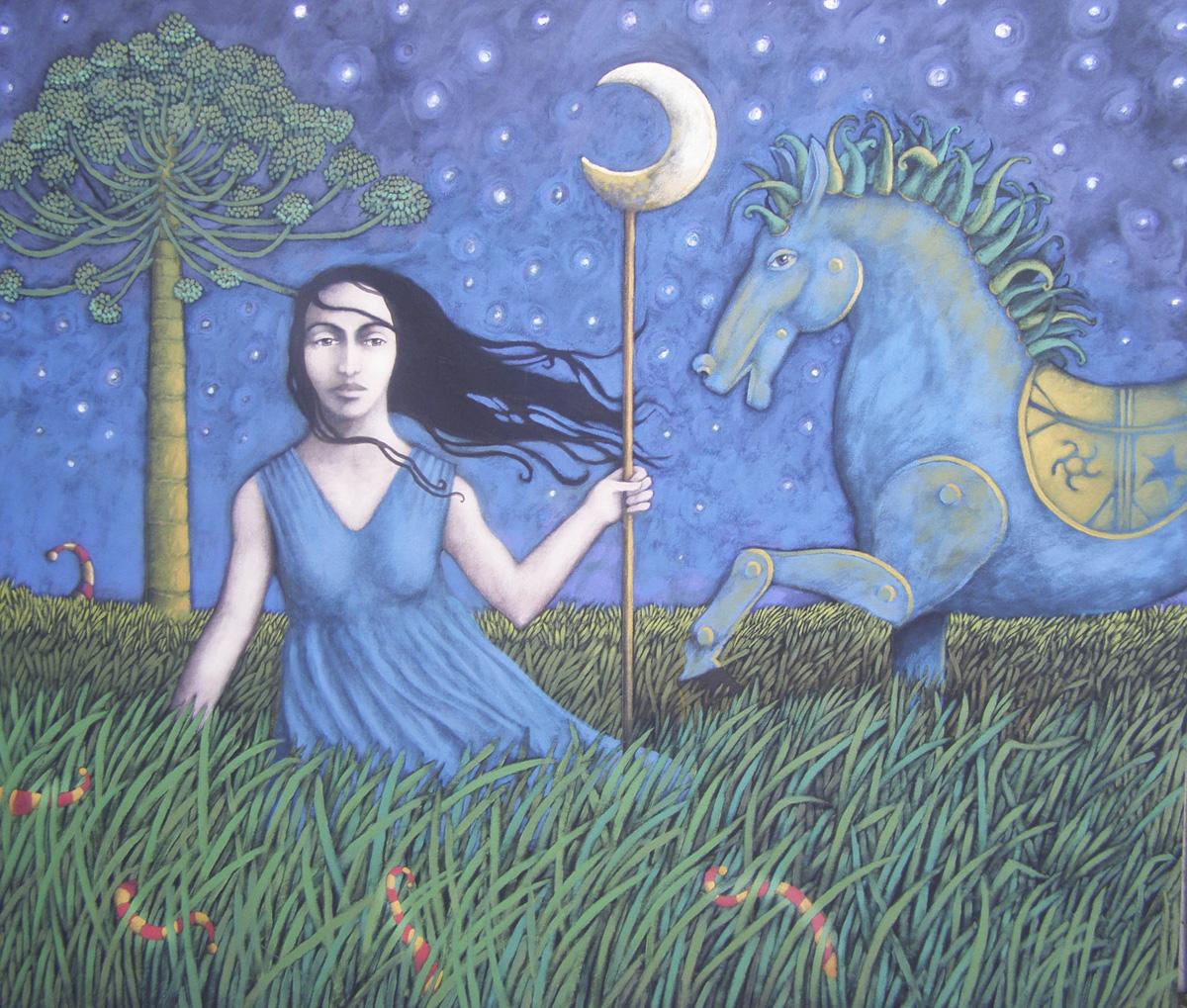 Princesa de la Noche del Sur (2012) - Alejandro Arrepol