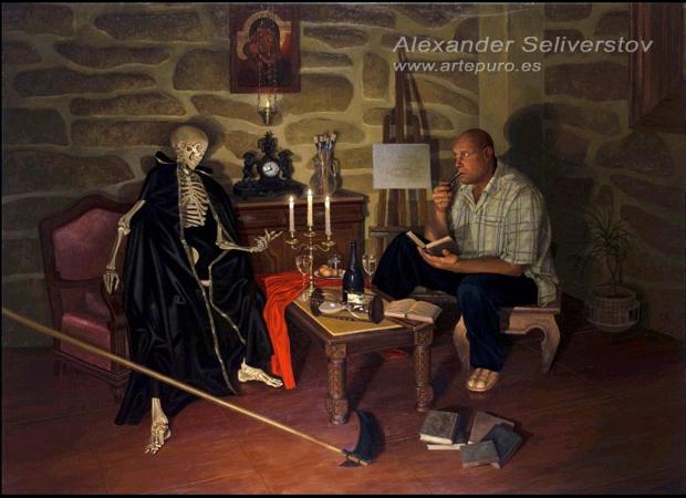 Visita de cortesia (2009) - Alexander Seliverstov