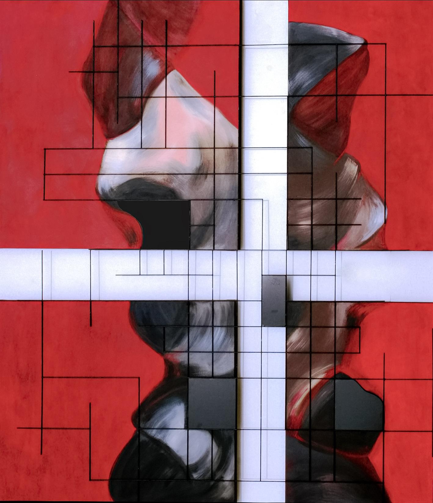 ESTRUCTURA DE L'ESTRUCTURA DE LA MEMÒRIA (2016) - Ade Marcos Lopez