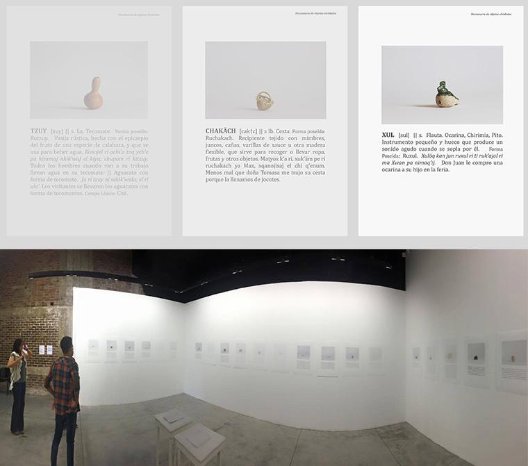 Diccionario de objetos olvidados (2016) - Marilyn Elany Boror Bor