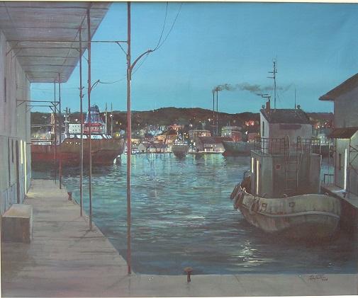 Serie puerto de mi Habana (2006) - Pedro Hernández Torres
