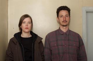 Lisa Gideonsson y Gustaf Londré. Cortesía de los artistas