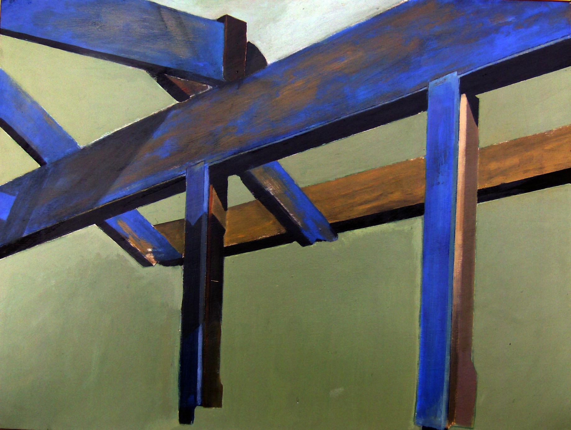 Estructura 1A (1999) - Enrique Cavestany - Enrius
