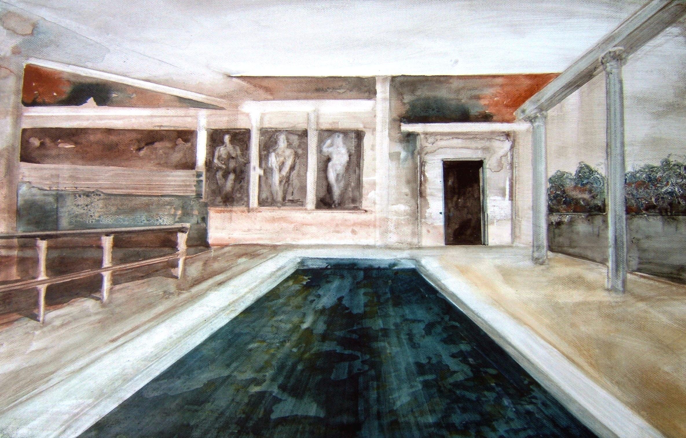 Villa romana (2010) - Enrique Cavestany - Enrius