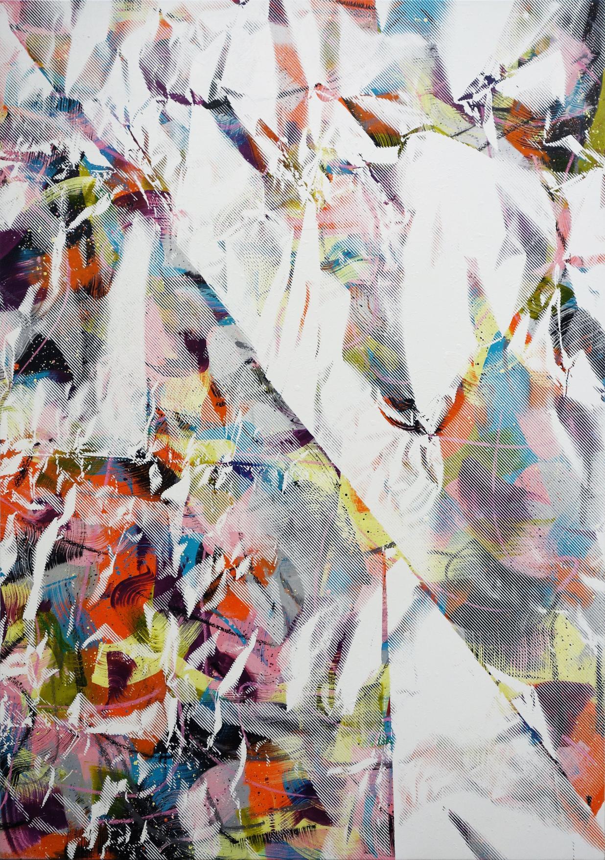 Muro #20 (2020) - Adrián Navarro