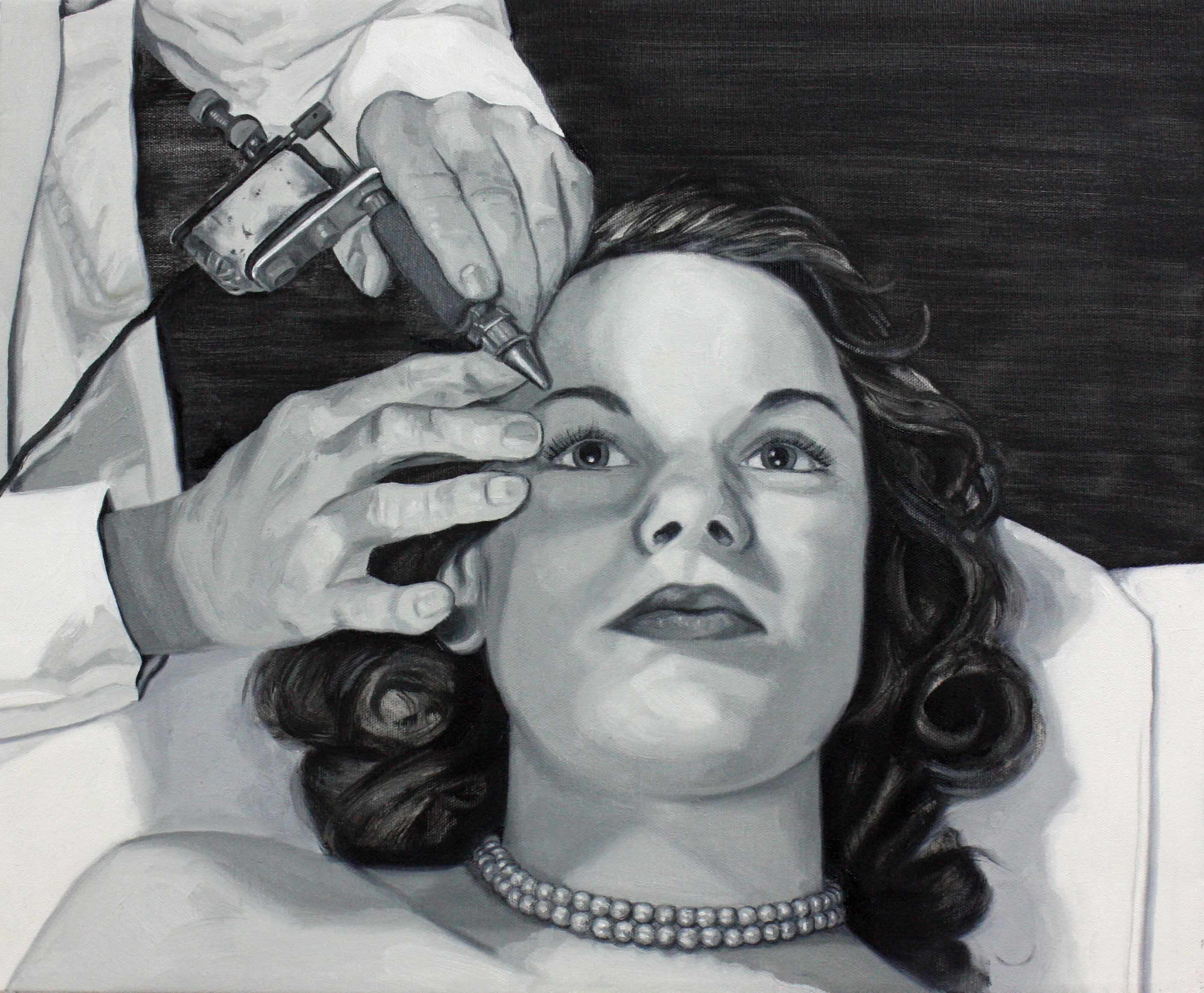 Eyebrow Tattoo (2019) - Cristina Toledo Bravo de Laguna