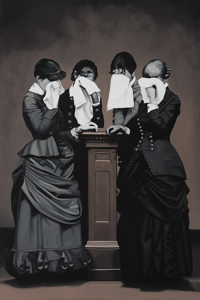 Grief (2018) - Cristina Toledo Bravo de Laguna