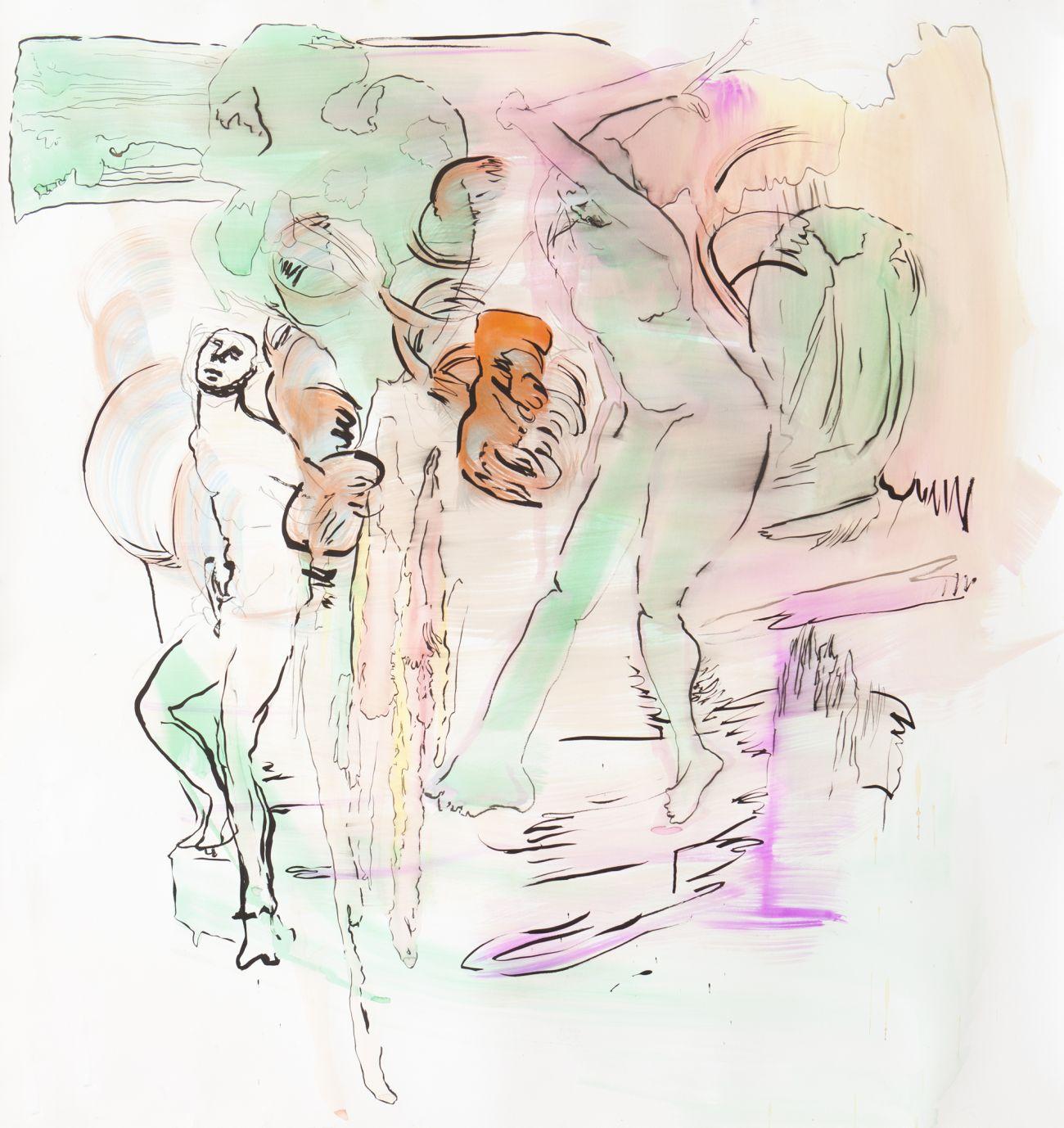 Batalla Imaginaria (2017) - Marian Alzola