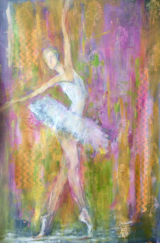 Tiempo de baile (2019) - Marisa Satorre Peris