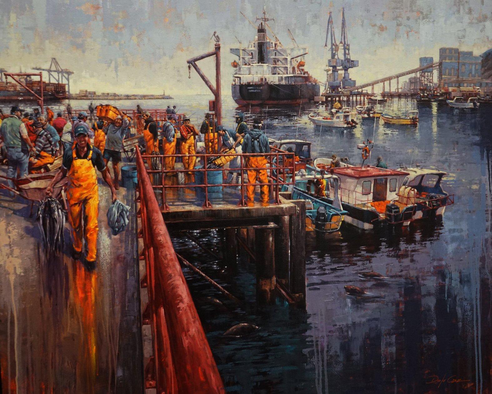 EL PEZ NUESTRO DE CADA DÍA (2019) - Edgardo Contreras de la Cruz