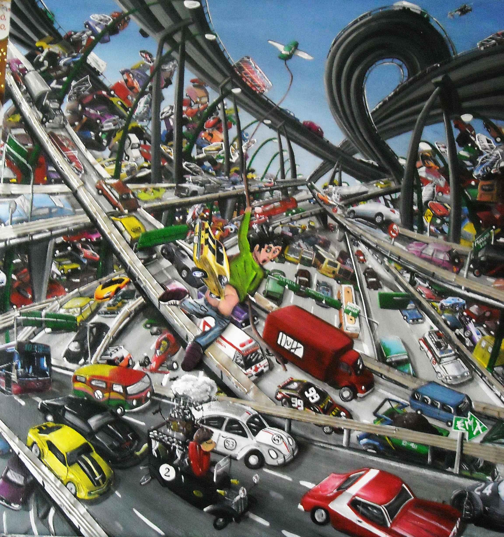 Autos hasta en el culo (2012) - Emmanuel Giralt - EMA