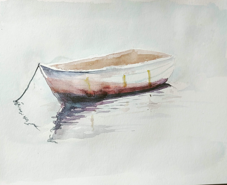 La Barca (2020) - Alejandra Römer - Un gato electrónico