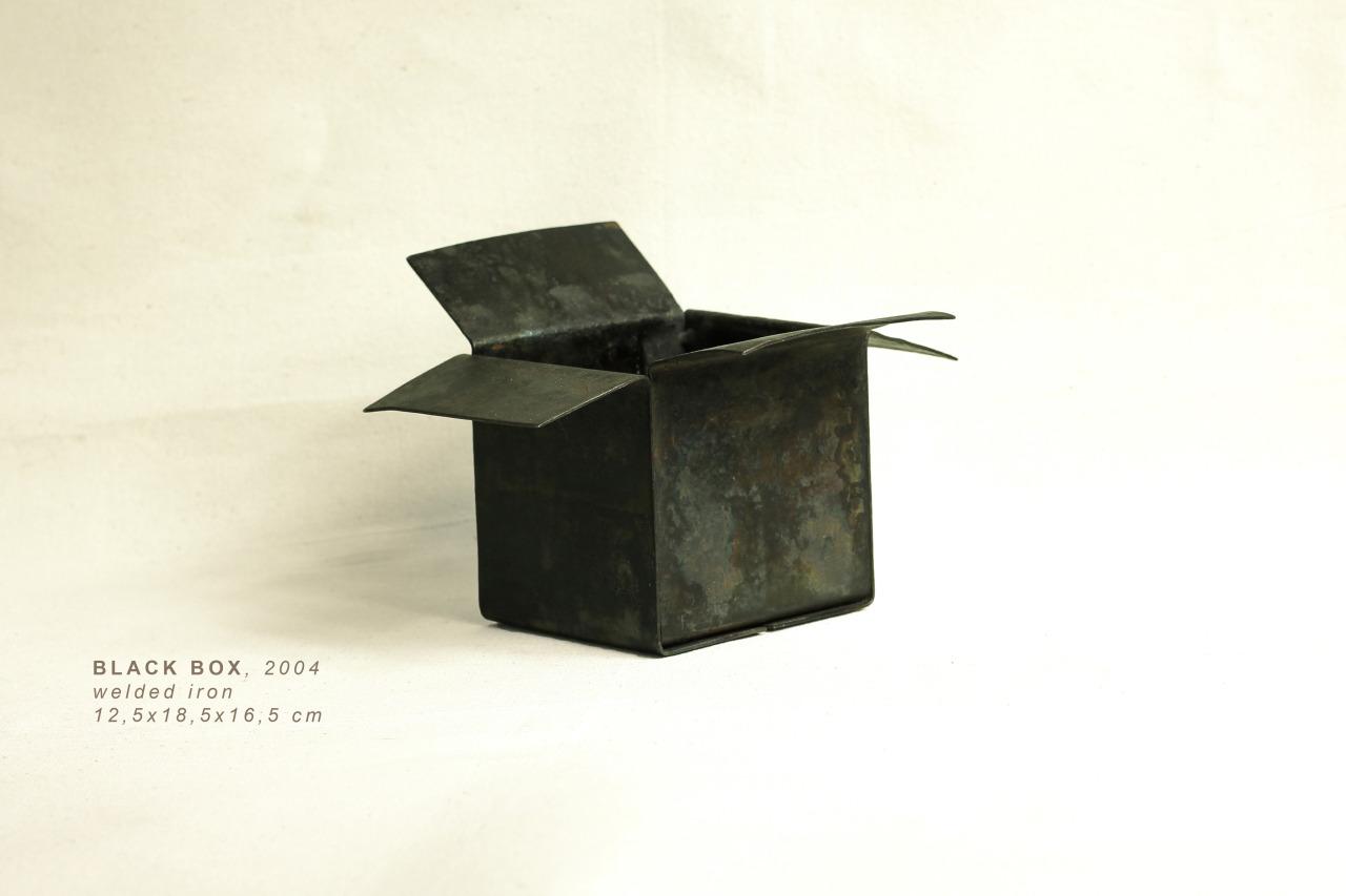 Black box (2004) - Antonio Vázquez Martín