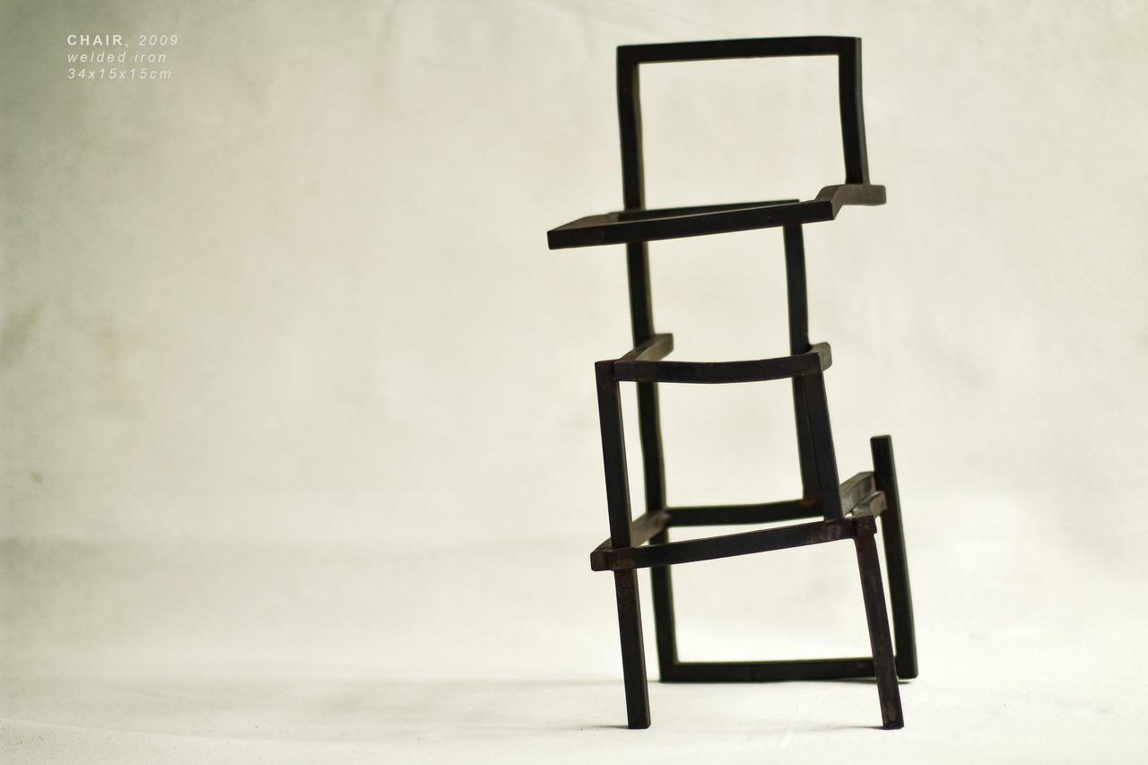 Chair (2009) - Antonio Vázquez Martín