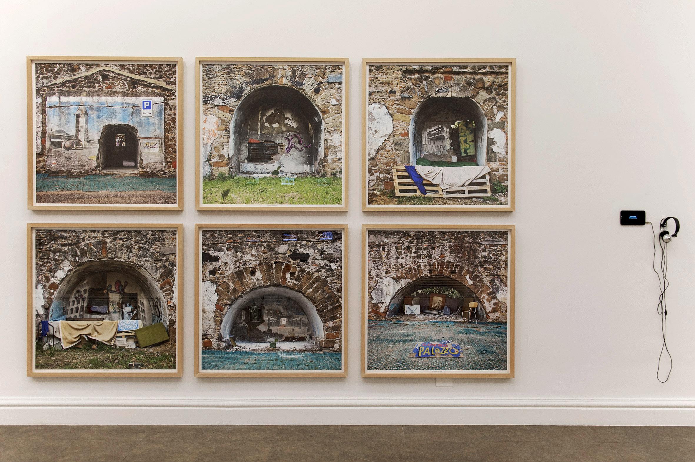 Una casa grande: Acqua Felice I-VII (2017) - Jorge Conde