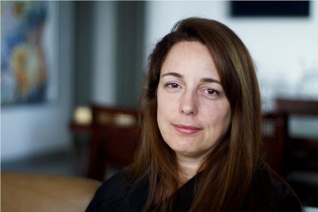 Tania Bruguera. Photo: Claudio Fuentes - Cortesía The Hunter College Department of Art and Art History