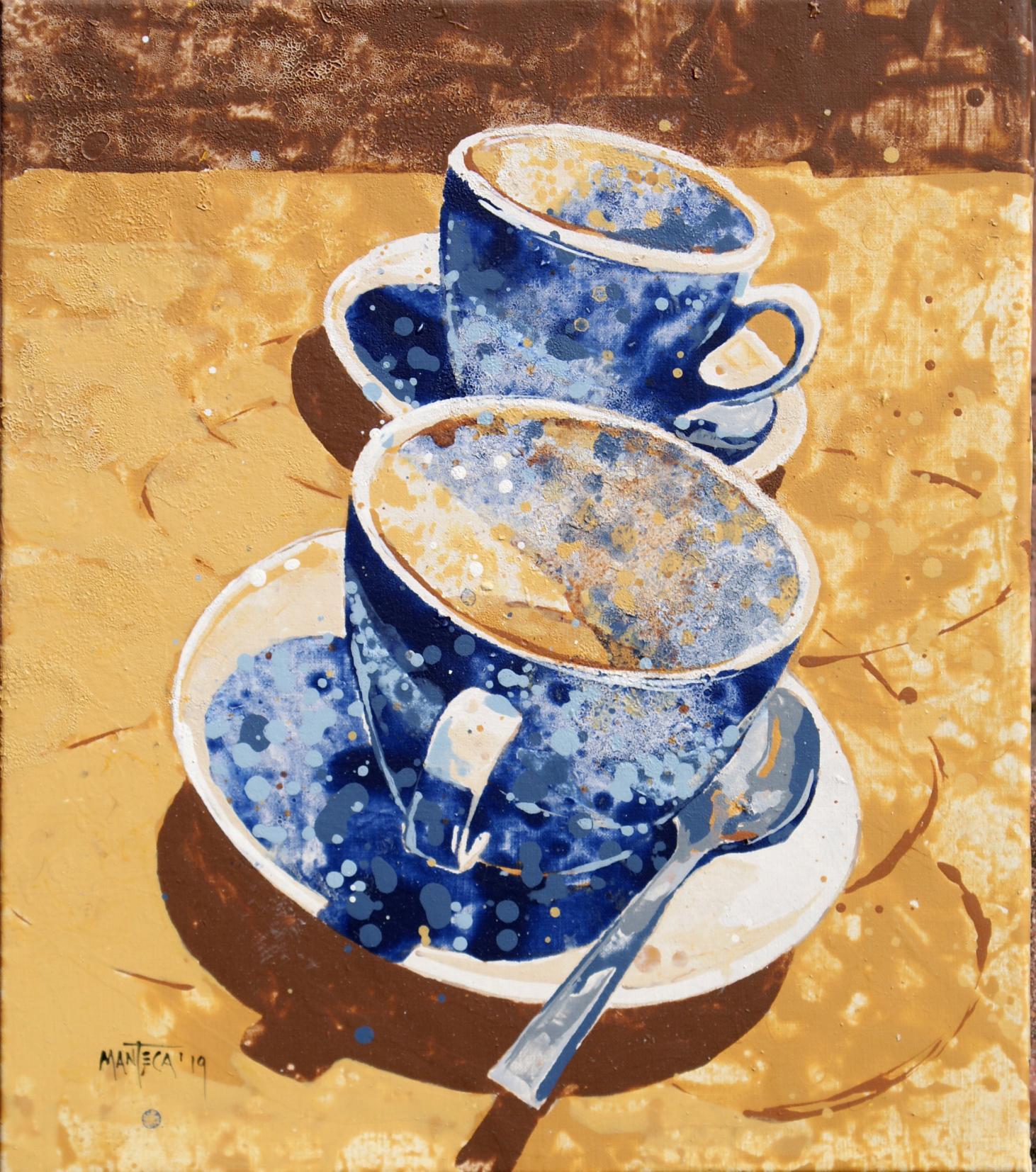 Café compartido (2019) - Miguel Angel Jiménez Manteca