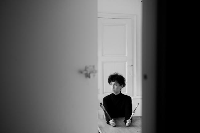 Retrato por el Fotografo Lluc Queralt
