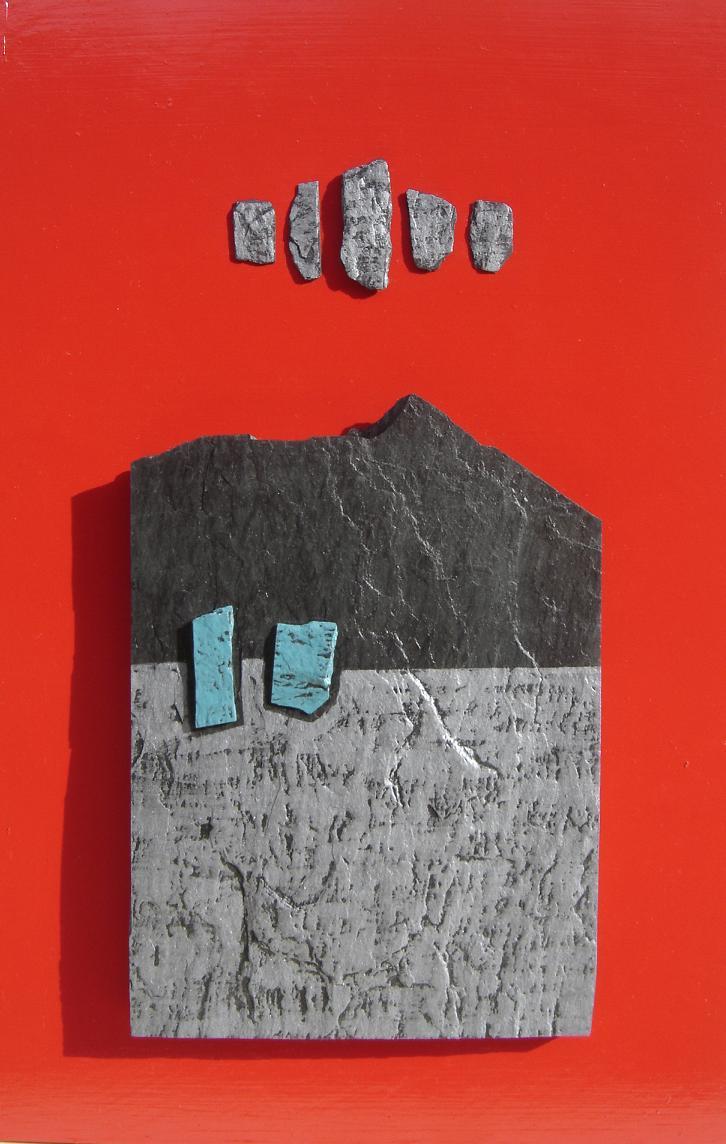 Drawing on the Blackboard (2007) - Diego Arribas