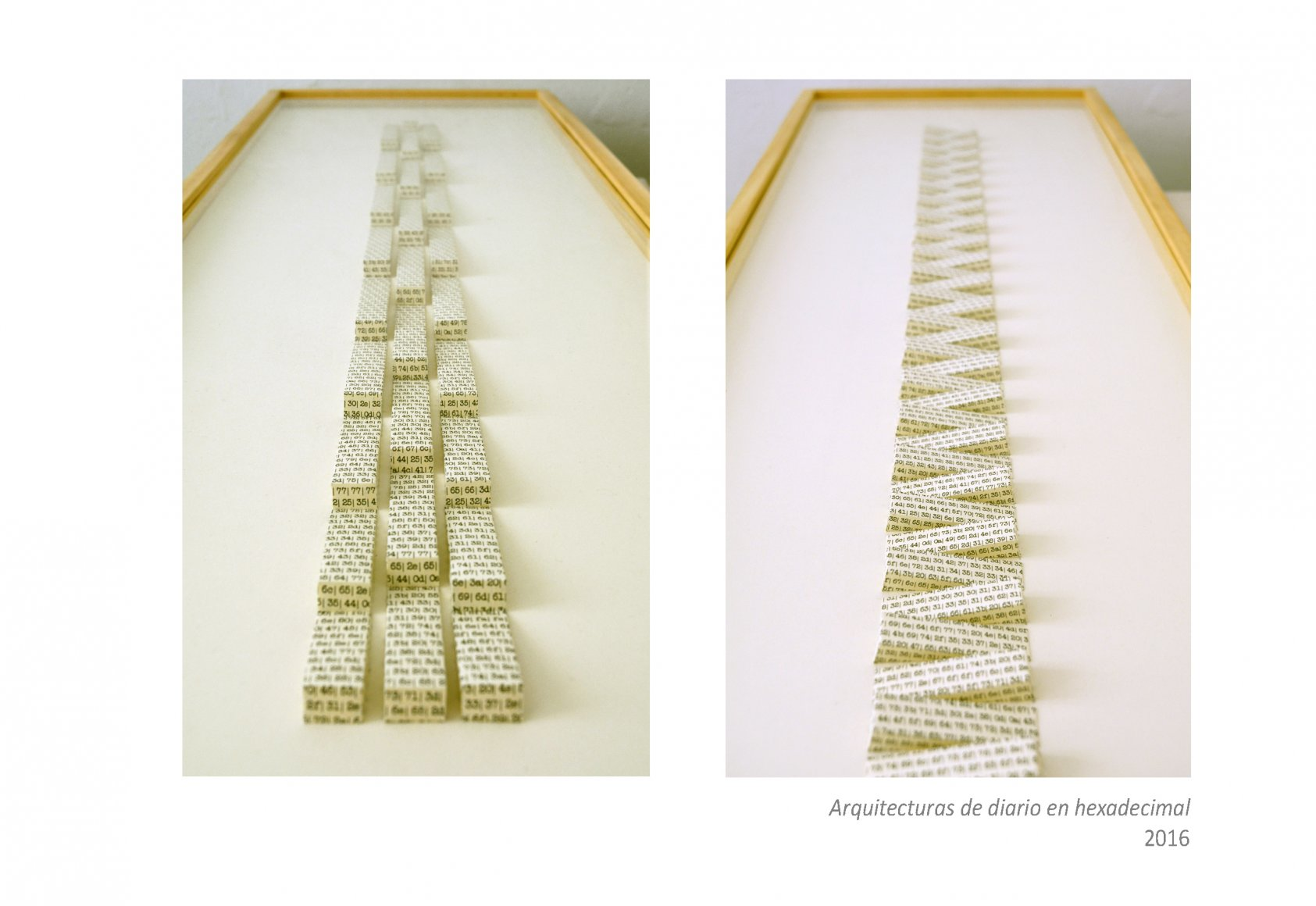 Arquitecturas hexadecimales (2016) - Juan Antonio Cerezuela