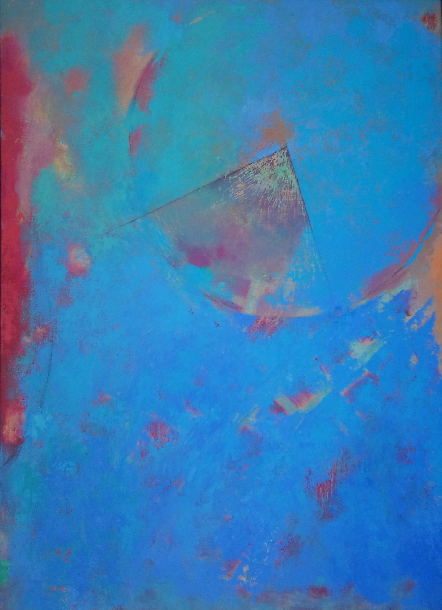 Serie: Mons naixents (mundos nacientes) (2011) - Adelaida Murillo