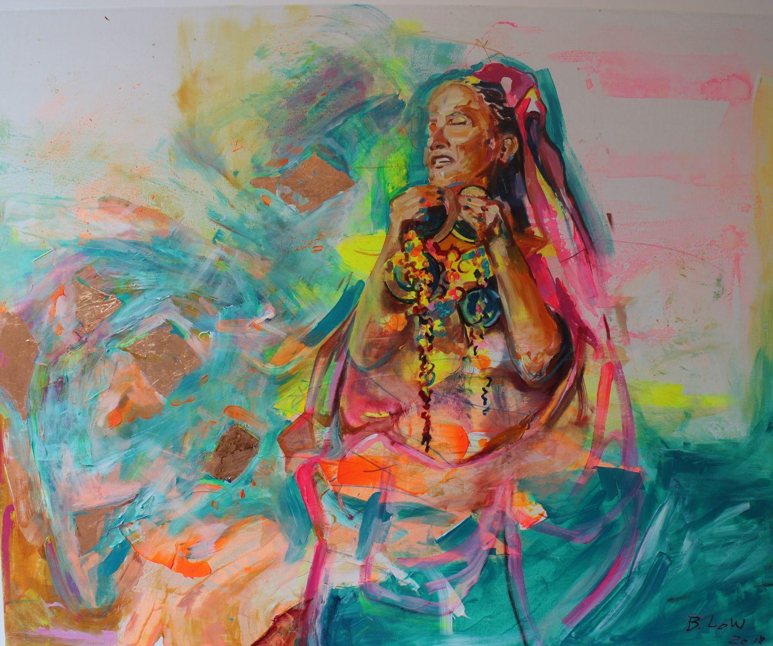 Saida (2016) - Barbara Low