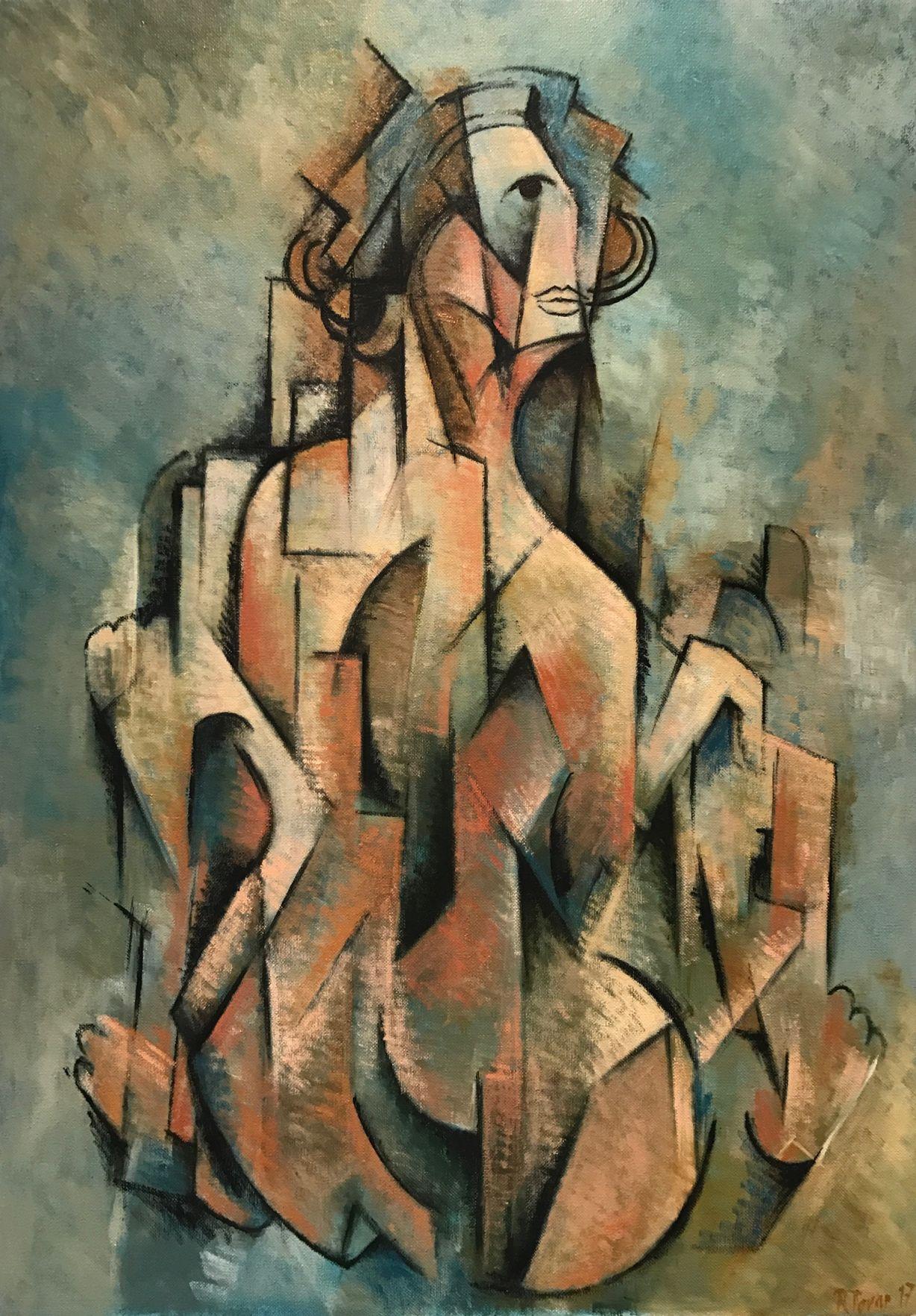 Nu femení (2017) - Ricard J. Tovar