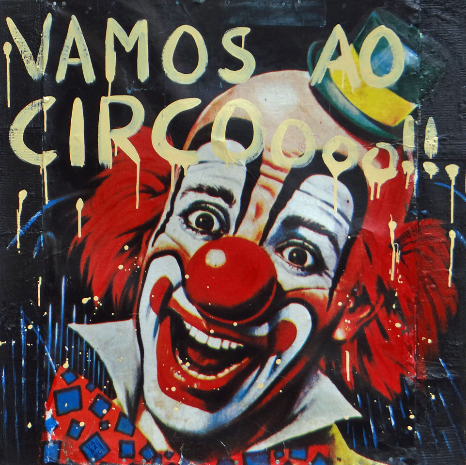Vamos ao Circo (2016) - Francisco Urbano