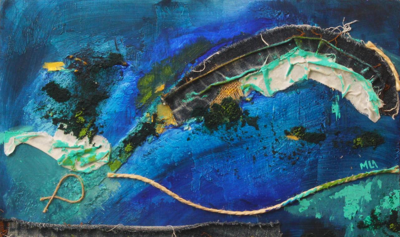 Abstracción de verano III (2017) - Marta Lozano Asenjo