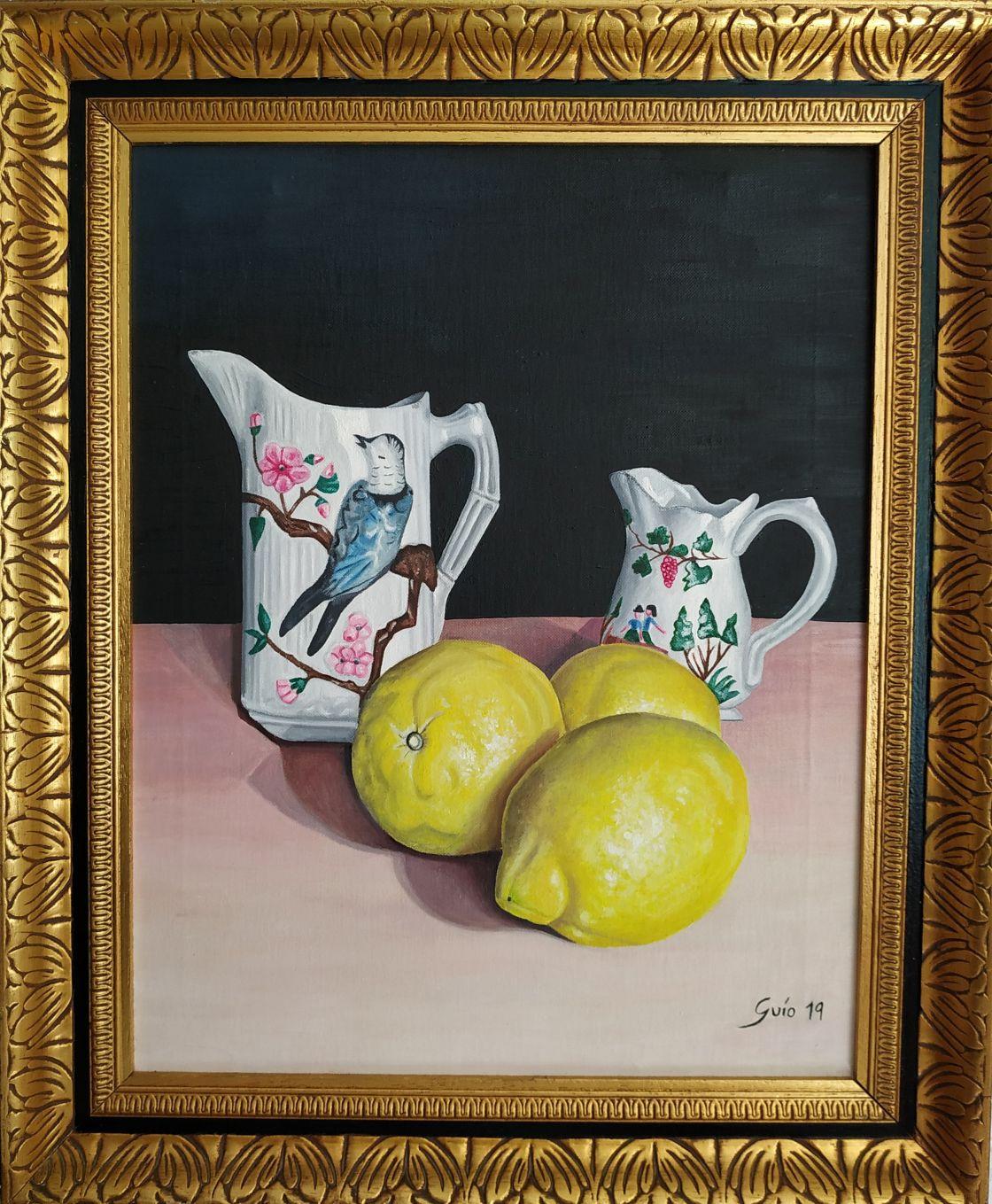 Limones y barro (2019) - Ana Palomo Blázquez - Guío