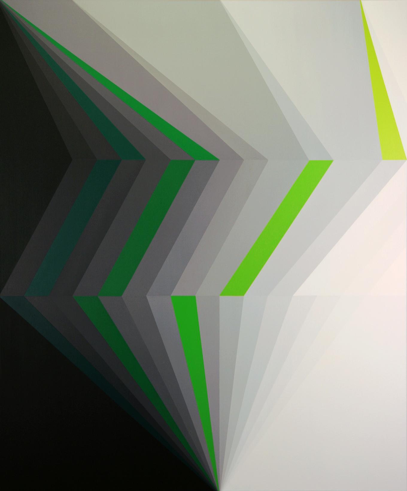 Fuga en verde a tres voces (2018) - Javier Victorero
