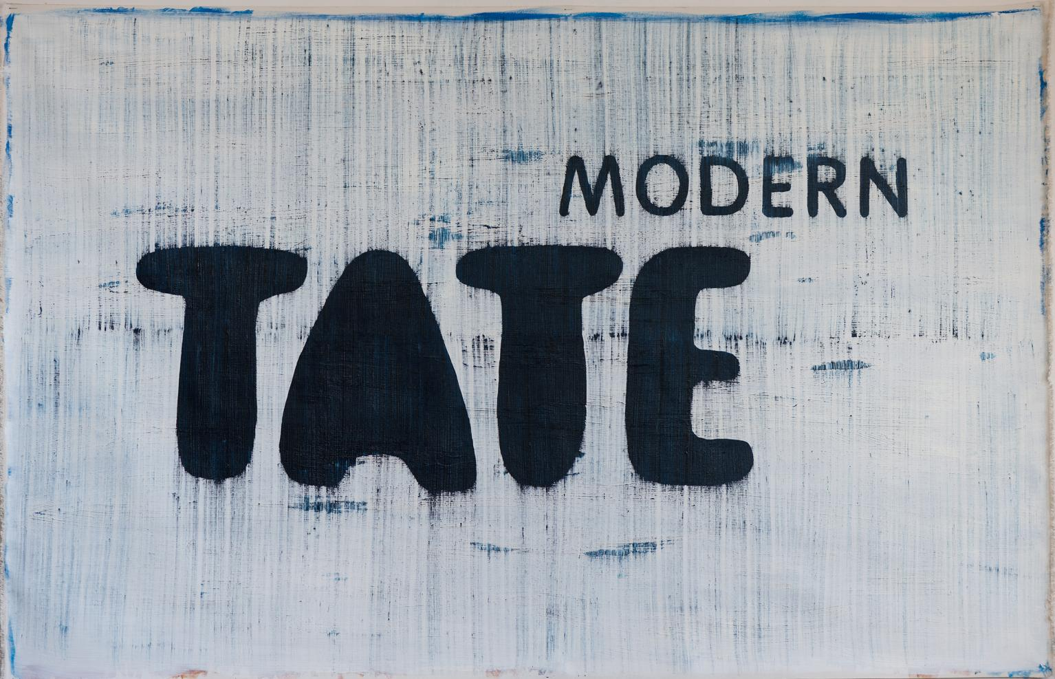 Tate Modern (Museums) (2012) - by Ohne Titel (Florence Drake Del Castillo)