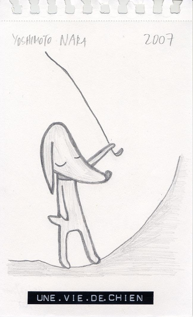Une vie de chien (titleS) (2010) - by Ohne Titel (Florence Drake Del Castillo)