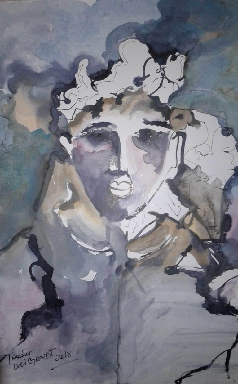 Noches de luna y ollin (2018) - Maria Gabriela Tascher Weigandt - CLARALUNA