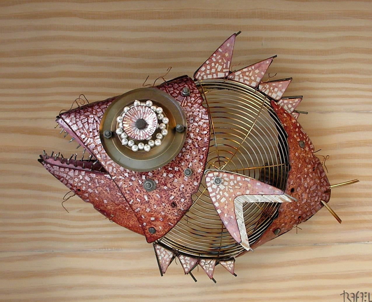 Creatura Marina Perlada (2017) - Rafael Arroyo Villemur