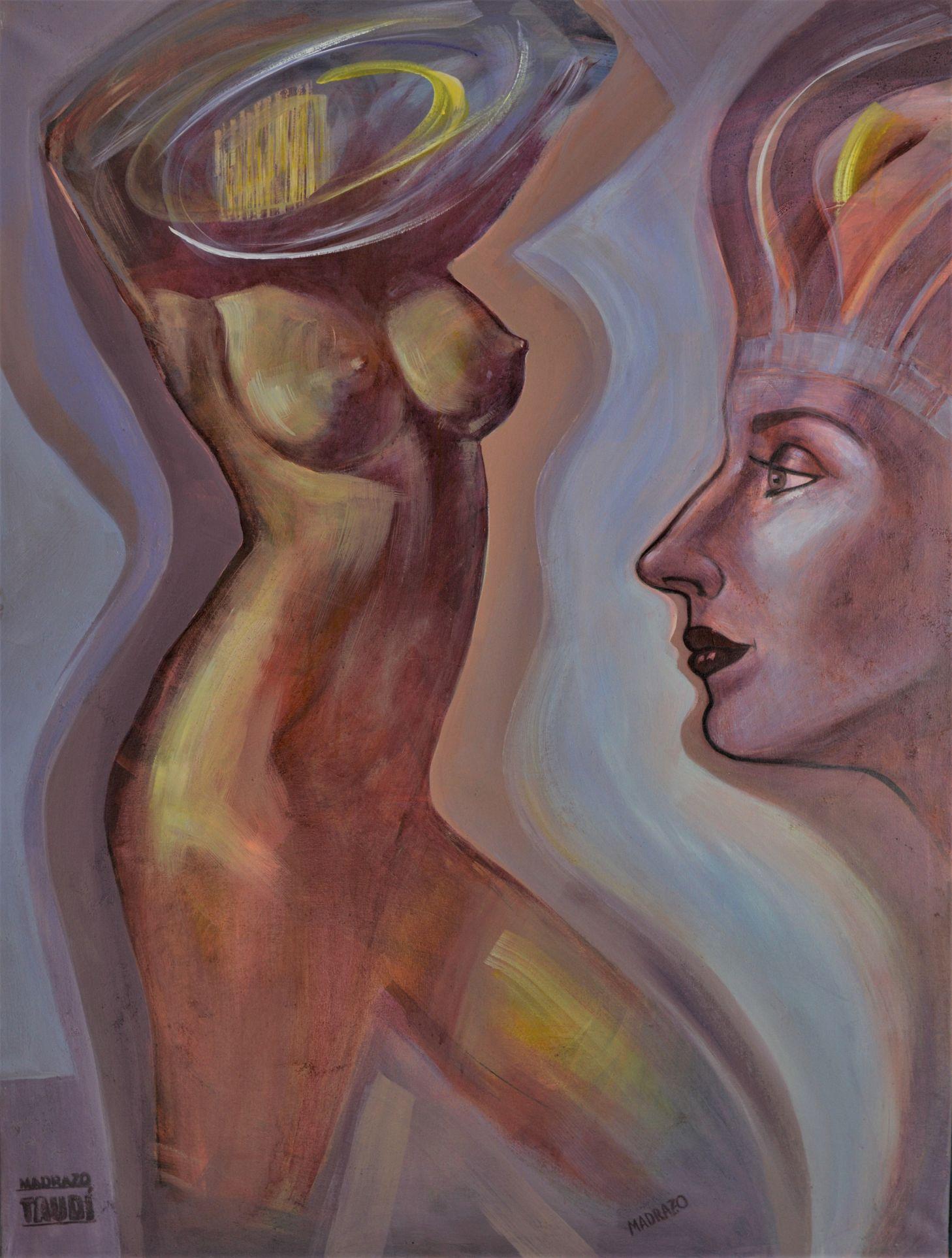 Desnudo fantastico (2019) - José Luis Madrazo Gastaudi - madrazo-Taudi