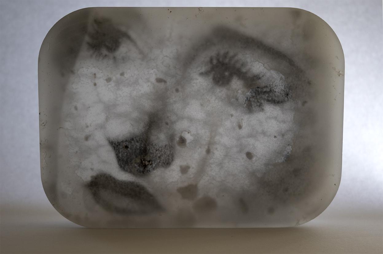 """""""de huellas transparentes"""" (2021) - Ana Veintimilla"""