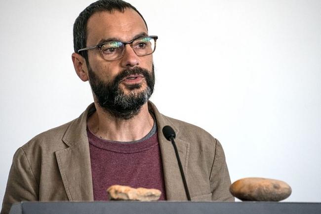 Sam Durant. Fotografía de Wikimedia Commons