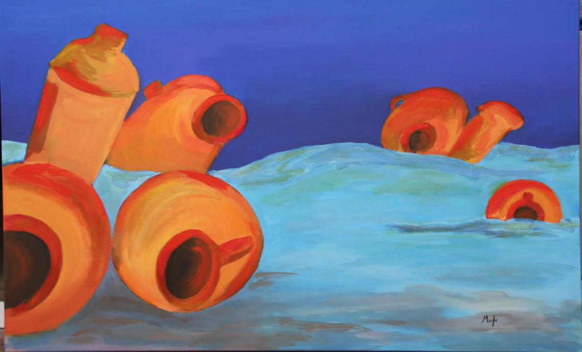 Restos de Ulumburn II (2015) - Felisa Esteban