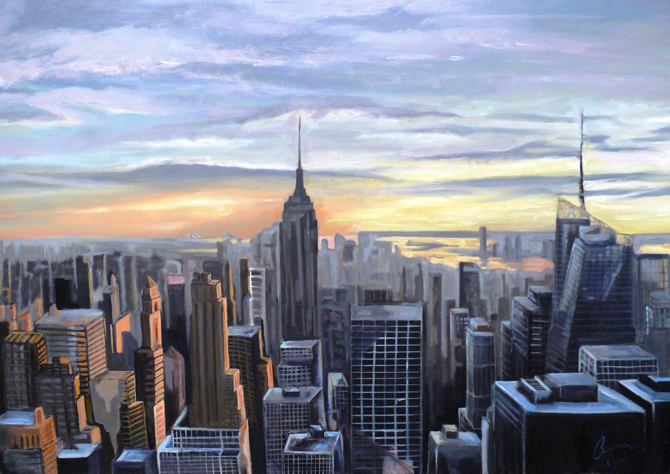 NEW YORK (2015) - Carlos Congregado López