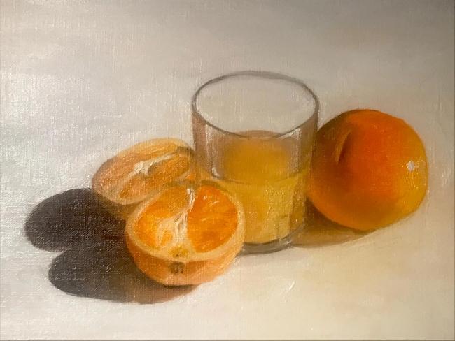 naranjas (2020) - Lidia Escabias Santamarta