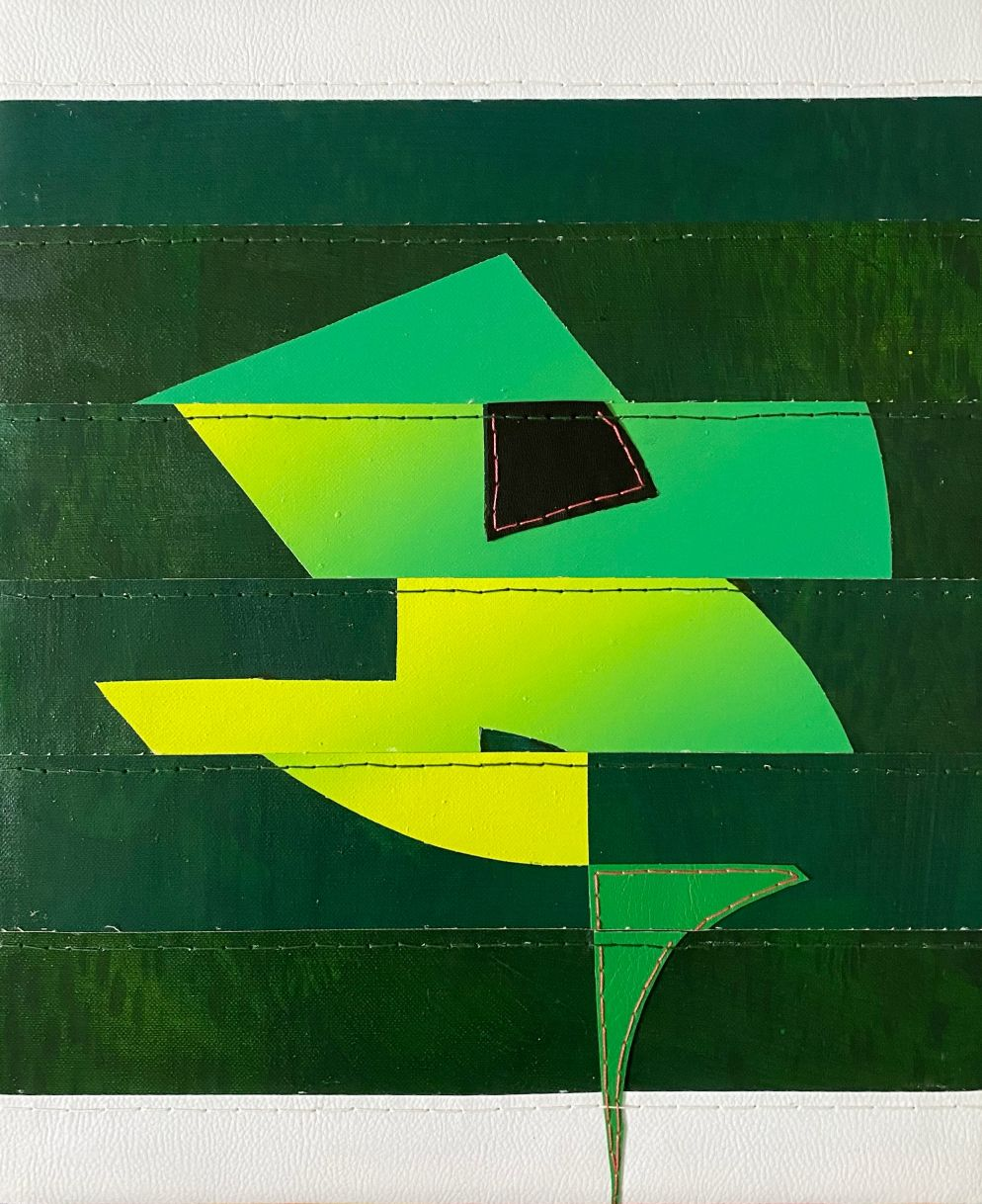 GREEN TOTEM (2020) - Mónica Jover Calvo