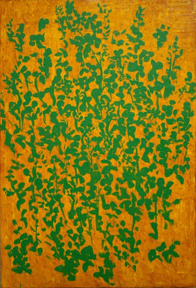 Camelia Verde (2012) - Carmen Muela Embid
