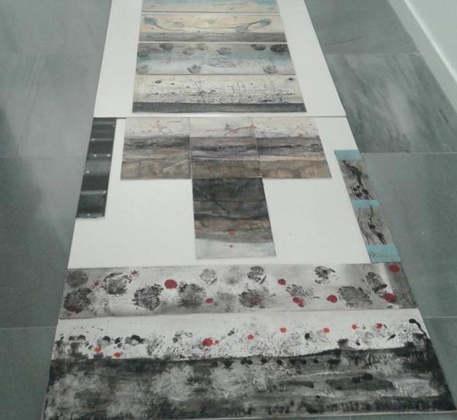 Mosaico. Los sonidos del Sahara (2016) - María José de Córdoba Serrano