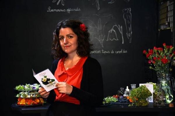 Floristaurant, Food Cultura, Barcelona 2016