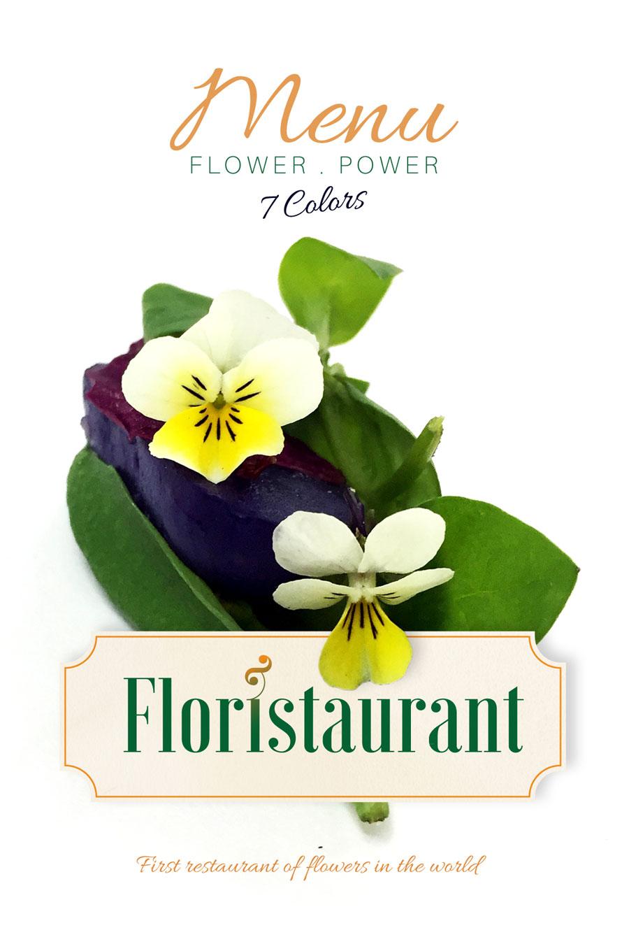 Floristaurant (2016) - Marisa Benjamim