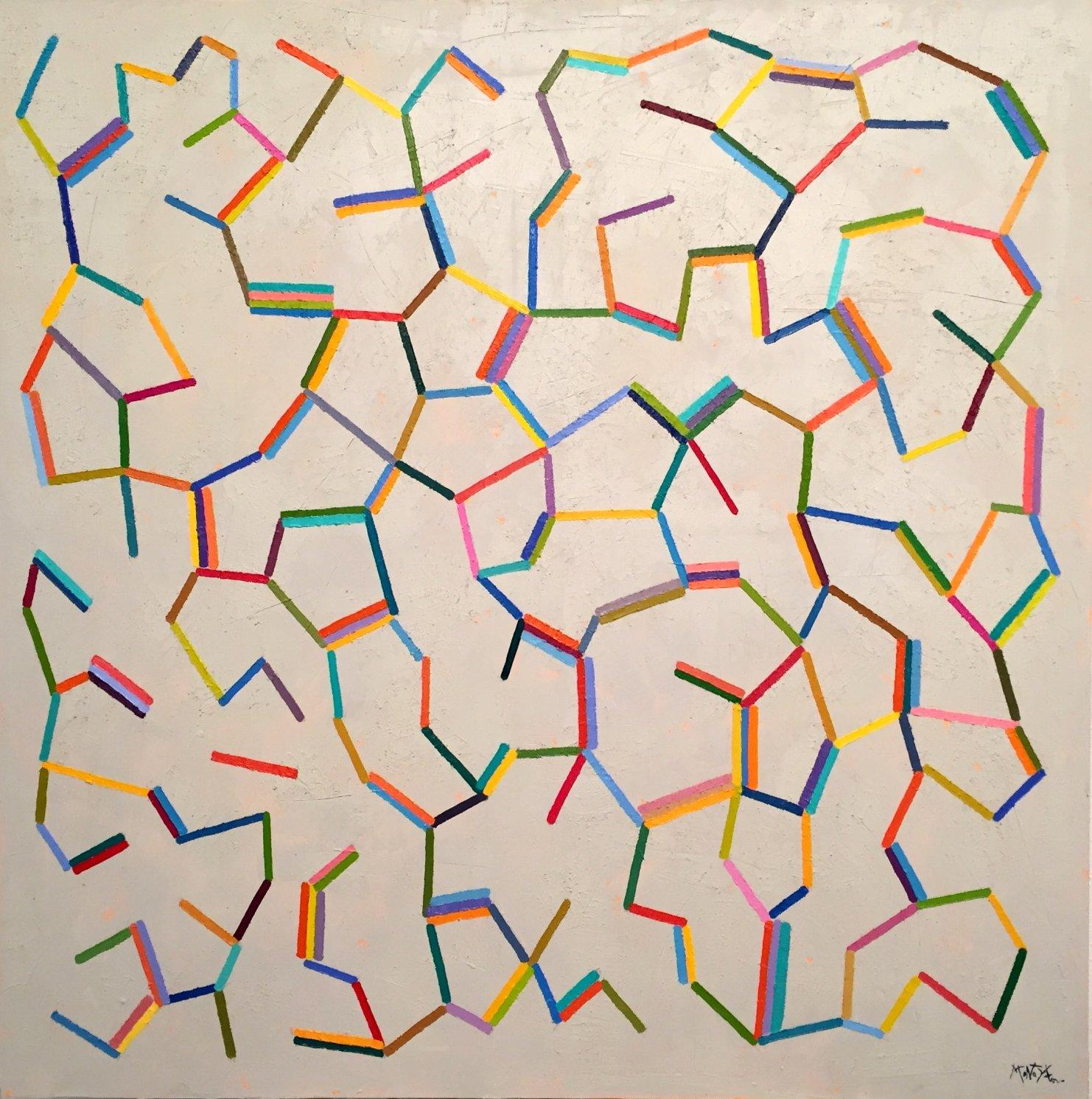 Gris geométrico