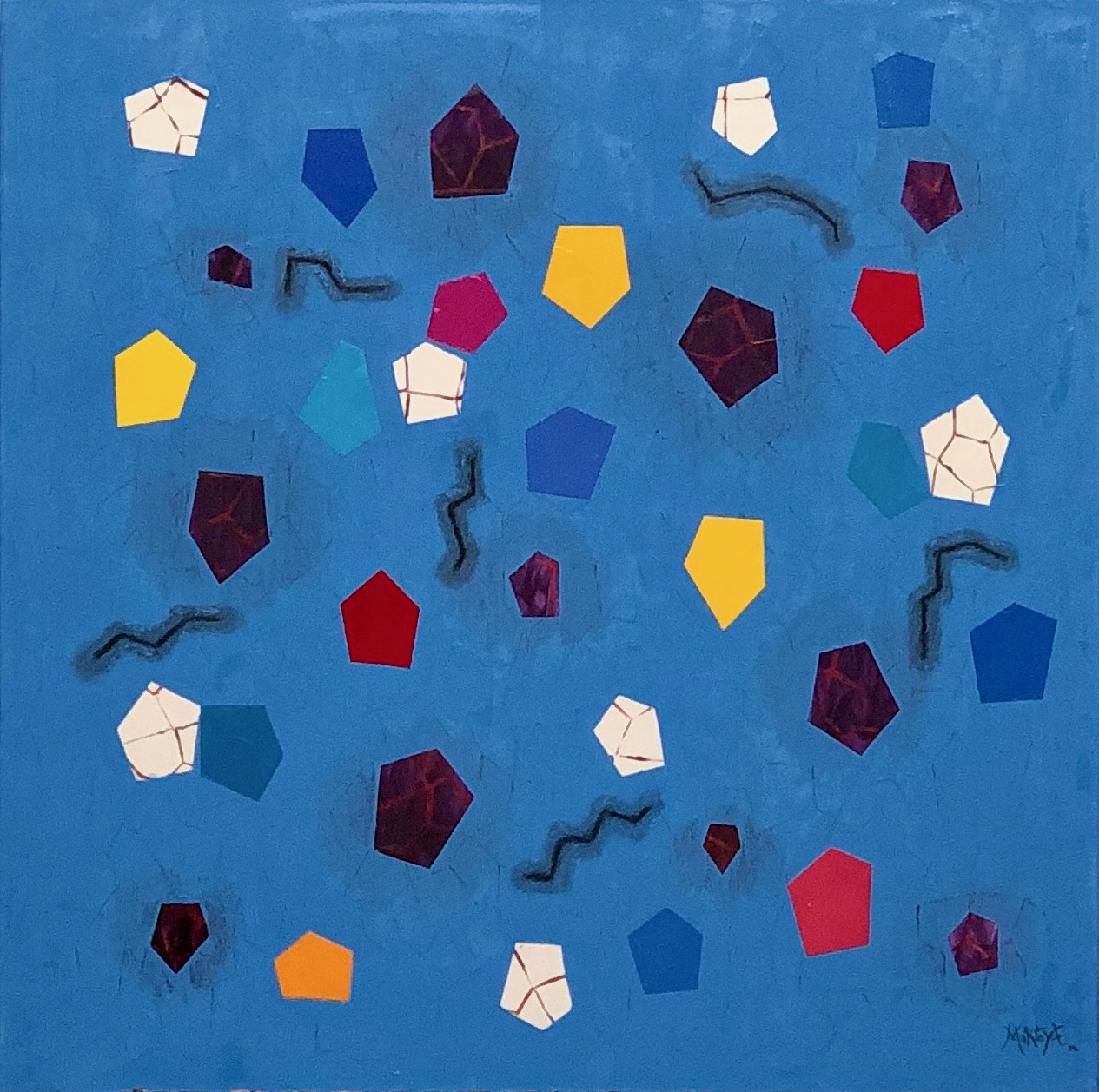 Homenaje a Miró (2019) - Carlos Montoya Alonso